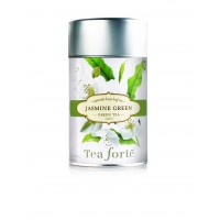 Jasmine Green Loose Tea Canister