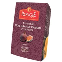Whole Duck Foie Gras with Figs 180g
