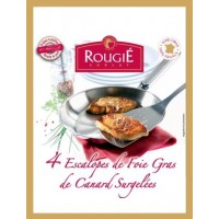Escalopes of Duck Foie Gras 140g