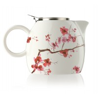 Pugg Teapot Cherry Blossoms