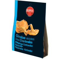 Chanterelles Dried Mushrooms 10g