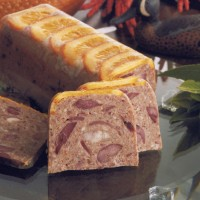 Duck Terrine with Aromatic Herbs 1kg